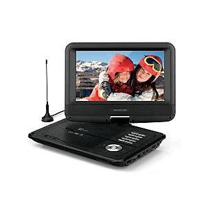 Telesystem, Lettori e masterizzatori dvd e blue-ray, Dvd portatile 9 ts5052 dvb-t2 hevc, 28015016