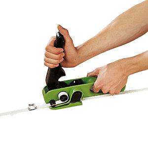 Tendeur coupeur pour feuillard polypropylène ou textile