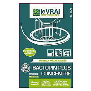 Détergent désinfectant HACCP Bactopin Plus Le Vrai, 250 doses de 20 ml
