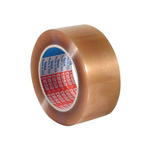 tesa® 4089 Cinta de embalaje, 50 mm x 66 m, Polipropileno (PP), Transparente