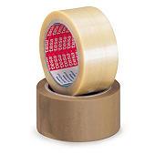 TESA 4100 PVC pakketape - Rillet overflade