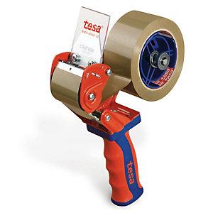 tesa® COMFORT Dispenser tendinastro manuale Blu e Rosso 06400
