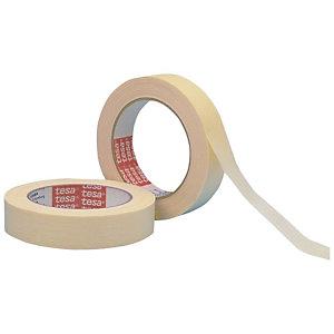 tesa® Nastro adesivo di carta Beige chiaro 30 mm x 50 m 4323