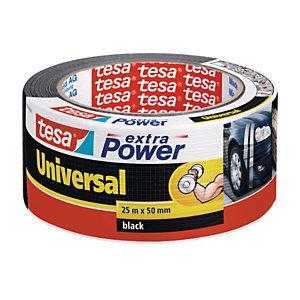 TESA Nastro adesivo Tesa  Extra Power Universal - nero - 25 m x 50 mm