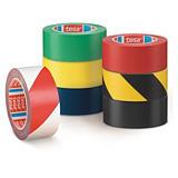 Tesaflex PVC-tejp för permanent märkning inomhus