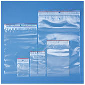 Testpakket transparante gripzakjes Rajagrip 100 micron