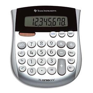 TEXAS INSTRUMENTS Calculatrice de bureau TI-1795 SV - 17955SV/FBL/11E1