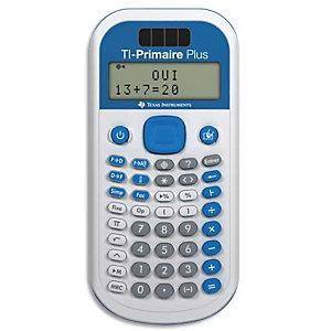 TEXAS INSTRUMENTS Calculatrice primaire/collège TI Primaire Plus