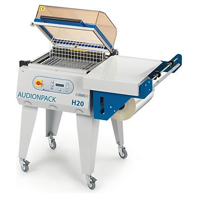 Thermofilmeuses H20 et H25 AUDION®