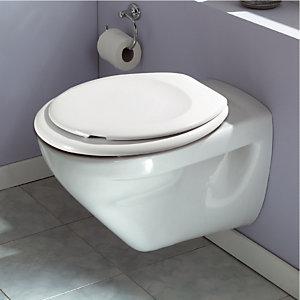 Thermoplastische WC-klep