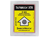 Indicateur de renversement Tiltwatch®##Tiltwatch® Kantelindicator