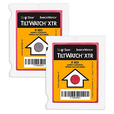 Tiltwatch XTR - transportindikator