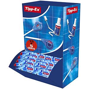 Tipp-Ex Correttore a nastro Pocket Mouse®, 4,2 mm x 10 m (Offerta Risparmio 15+5 pezzi)
