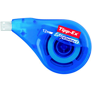 Tipp-Ex Easy Correct Corrector en cinta lateral, 4,2mm x 12m