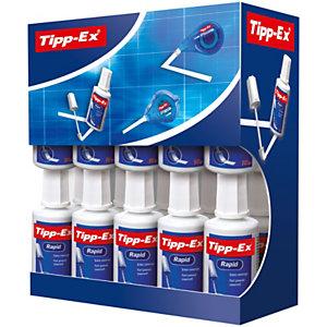 Tipp-Ex Flacon Correcteur TIPPEX EX Rapid (Pack de 15 + 5 GRATUITS)