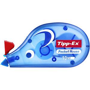 Tipp-Ex Pocket Mouse Corrector en cinta de bolsillo, 4,2 mm x 10 m