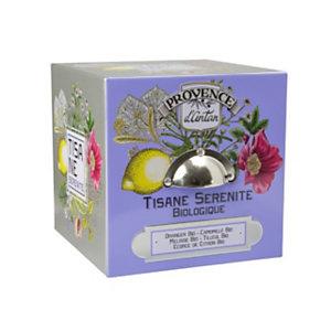 Tisana Biologica Serenità Araquelle Provence d'Antan, 24 filtri
