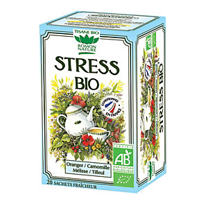 Tisana Stress Bio Romon Natura, 20 filtri