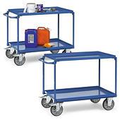 Tischwagen mit Wannen