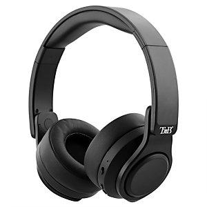 TNB Casque Bluetooth Noise cancelling Xperience - Antibruit - Noir