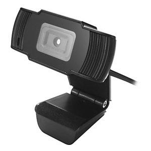 TNB Webcam Streamer 1080P Full HD - Microphone intégré - Filaire USB 2.0 - Noire