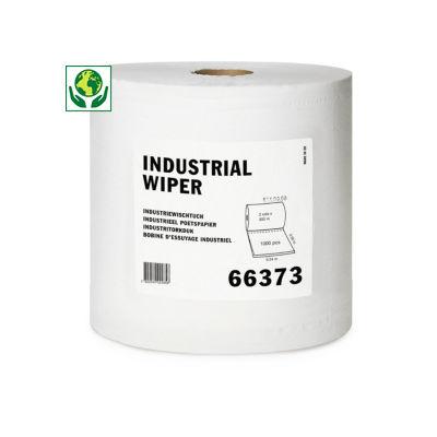 Toalha de mão de papel industrial standard