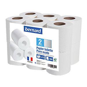 Toiletpapier Bernard, 12 rollen