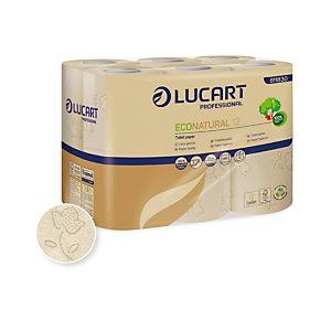 Toiletpapier Econatural 12, 2 lagen, 96 rollen
