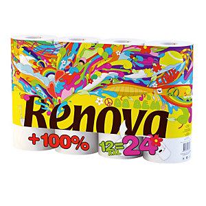 Toiletpapier grote autonomie Renovagreen, 60 rollen