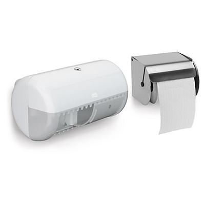 Distributeur papier toilette##Toilettenpapierhalter für Kleinrollen