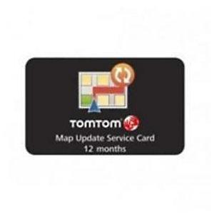 Tom Tom, Acc. ricevitori gps, Tomtom scheda aggiornam mappe 1anno, 9SDA_001_01