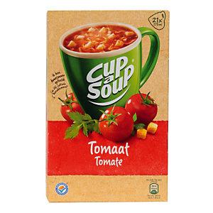 Tomatensoep met croutons, 21 zakjes