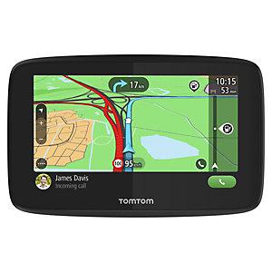 TomTom Navigatore satellitare Go Essential 5'' Europa 49, Mappe dell'Europa e Traffic a vita