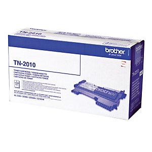 Toner Brother TN 2010 noir pour imprimantes laser