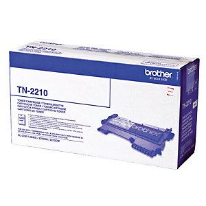 Toner Brother TN 2210 noir pour imprimantes laser