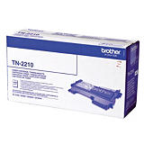 Toner Brother TN 2210 noir pour imprimantes laser