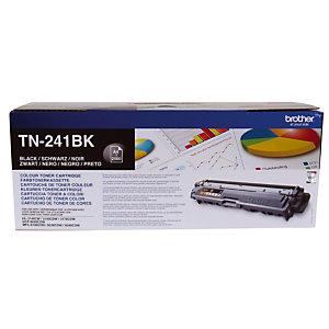 Toner Brother TN-241BK noir pour imprimantes laser