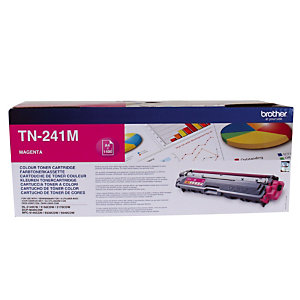 Toner Brother TN-241M magenta pour imprimantes laser