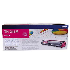 Toner Brother TN-241M magenta voor laserprinters