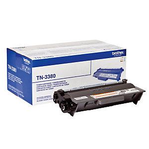 Toner Brother TN 3380 zwart voor laser printers