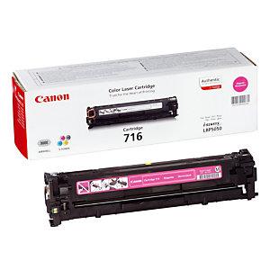 Toner Canon 716 magenta pour imprimantes laser