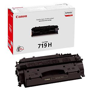 Toner Canon 719H XL noir pour imprimantes laser