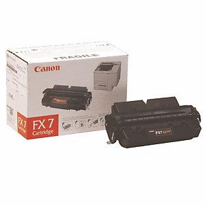 Toner Canon FX7 zwart voor laser printers