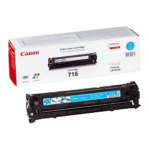 Toner Canon716 cyaan voor laser printers
