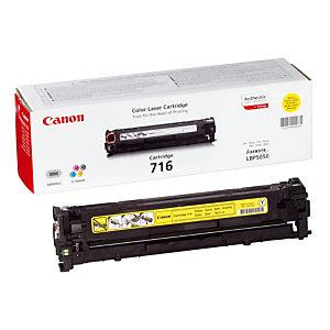 Toner Canon716 geel voor laser printers