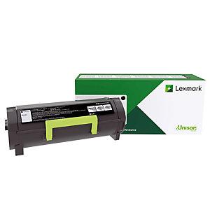 Toner cartridge Lexmark 53B2H00 zwarte kleur