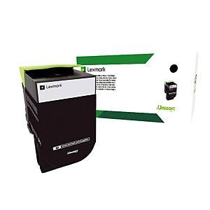 Toner cartridge Lexmark C232HK0 zwarte kleur