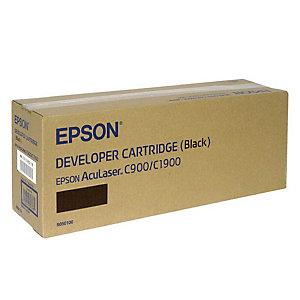 Toner Epson n°S050100 zwart voor laser printers