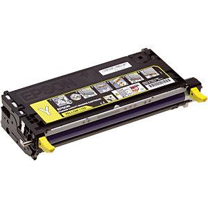 Toner Epson n°S051162 geel voor laser printers