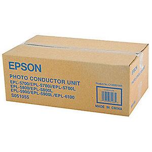 Toner fotogeleidend Epson n°S051055 voor laser printers